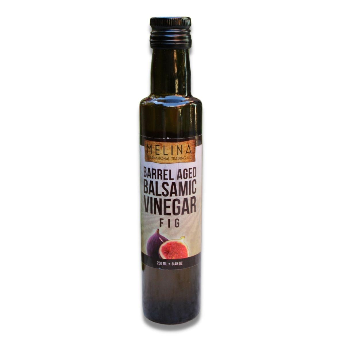 Melina Barrel Aged Fig Balsamic Vinegar