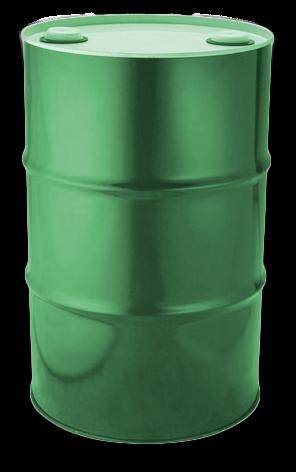 Drum of olive oil