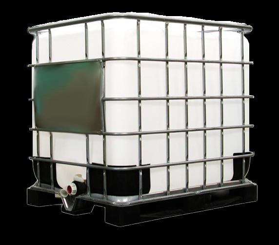 Bulk olive oil crate